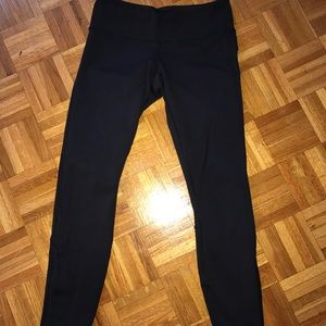 Lululemon 7/8 special edition ruffle